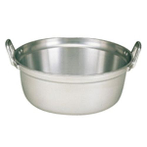 ホクア アルミ長生料理鍋 45cm ALY09045
