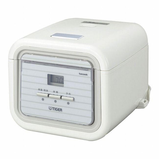 タイガー マイコン炊飯ジャー タクック JAJ-A552 WS [DSIM901]