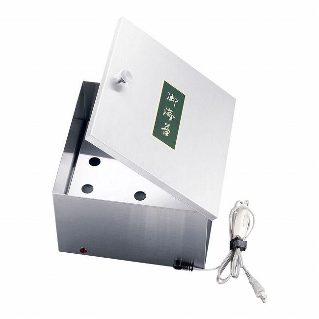 遠藤商事 SA18-8電気のり乾燥器(ヒーター式) 特大 [BNL1601]