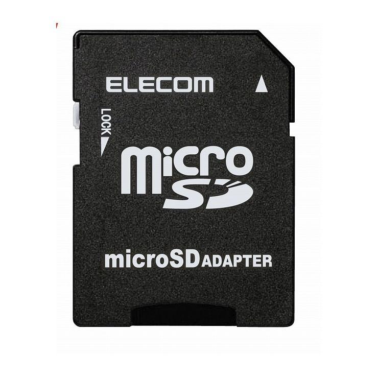 エレコム タブレット向けmicroSDXCメモリカード MF-TM128GU11IKA(代引不可)【送料無料】