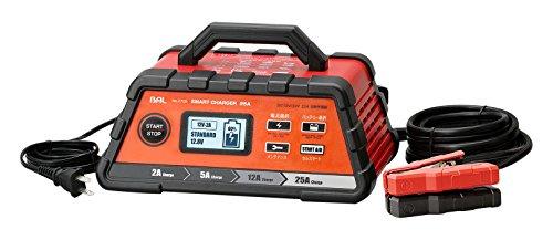 大橋産業 BAL 12・24Vバッテリー充電器SMART 2708