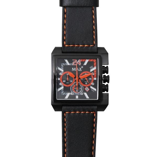 5-MAX525 SQUARE(2013 New Model) レザーベルト腕時計(代引き不可)