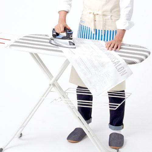 フレディレック アイロン台 スタンド式 FREDDY LECK アイロン掛け 洗濯 ランドリー 折りたたみ アイロン置き おしゃれ【送料無料】