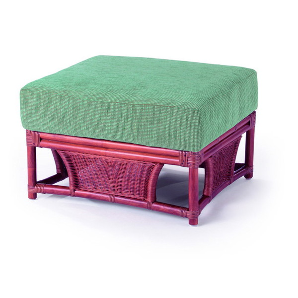 今枝ラタン スツール 布張りスツール オットマン 背なしチェア 軽応接 応接家具 来客スペース 応接椅子 A-600-4D【送料無料】