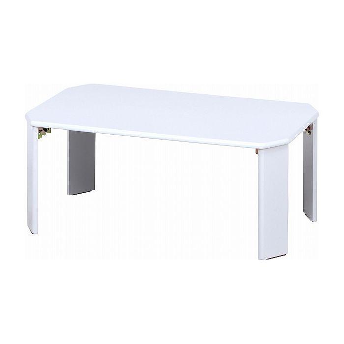 UVローテーブル W900×D600×H320mm MDF おしゃれ ホワイト(代引不可)【送料無料】