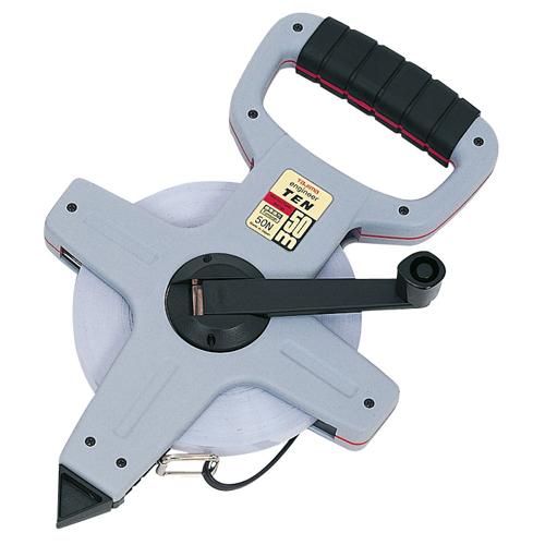 タジマ・エンジニアテン‐50M・HTN-50 大工道具:測定具:長尺もの巻尺(代引き不可)【送料無料】