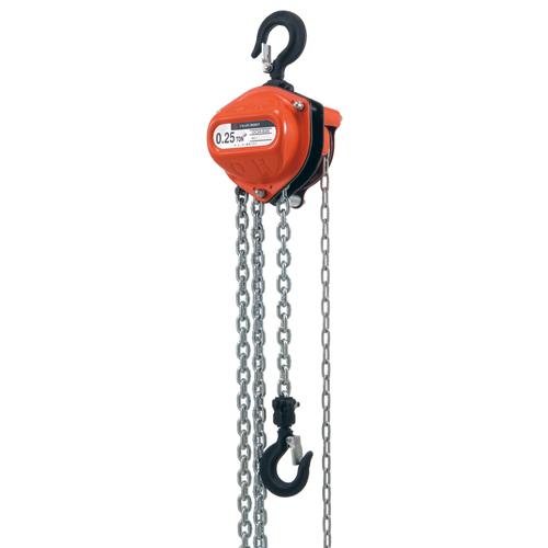 JSH・チェーンホイスト・OCH-025 作業工具:スリング・ジャッキ:チェンブロック(代引き不可)【送料無料】