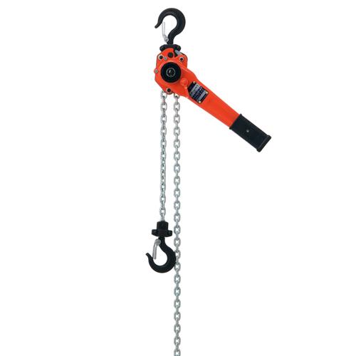 JSH・レバーホイスト‐ネオ・JLV-05N 作業工具:スリング・ジャッキ:チェンブロック(代引き不可)【送料無料】
