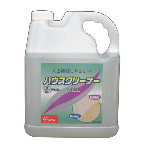 友和・ハウスクリーナー・4L 作業工具:油:洗浄剤(代引き不可)【送料無料】【S1】