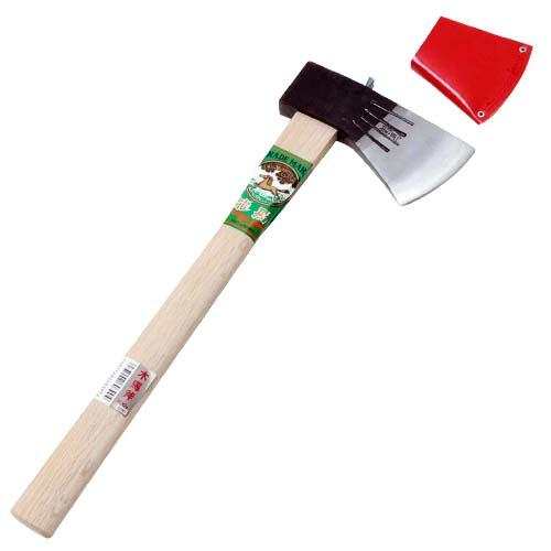 龍馬・木馬斧・700G 園芸道具:鉈:斧(代引き不可)【送料無料】