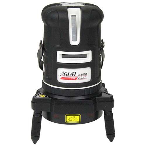 STS 自動誘導レーザー墨出器 AGL41(代引不可)【送料無料】