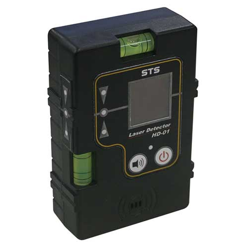 STS レーザー墨出器用受光器 HD-01(代引不可)【送料無料】