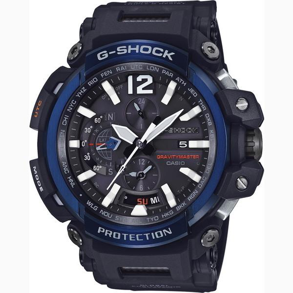 カシオ CASIO G-SHOCK GPSハイブリッド電波ソーラー GPW-2000-1A2JF(代引不可)【送料無料】