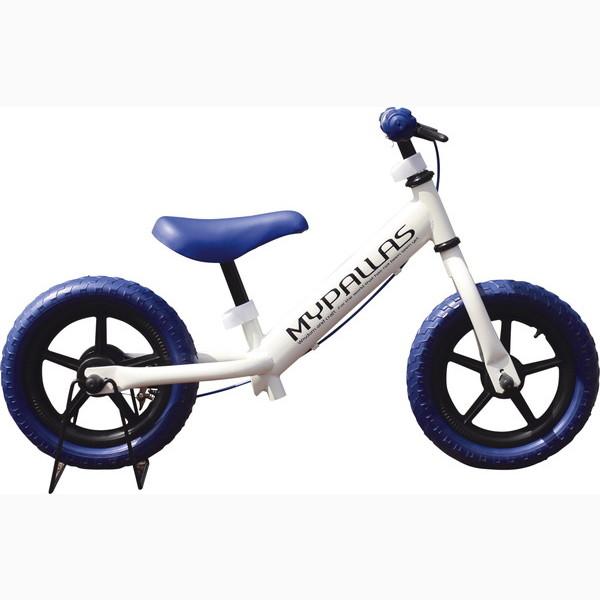 子供用ペダルなし自転車 ちゃりんこマスター ブルー MC-01 BL(代引不可)【送料無料】