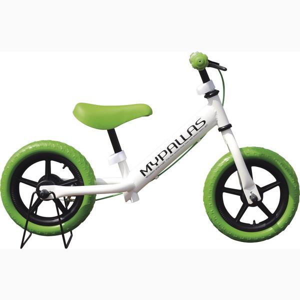 子供用ペダルなし自転車 ちゃりんこマスター グリーン MC-01 GR(代引不可)【送料無料】