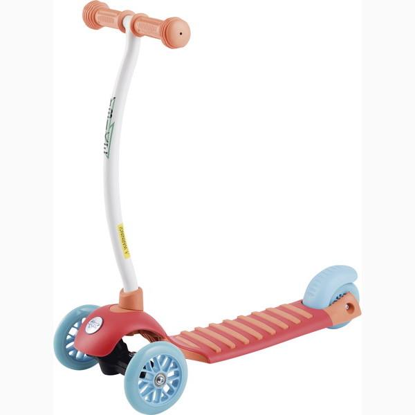 ワイバイク CRUZE3輪キックスクーター ワイバイク YB-CRUZE/OR(代引不可)【送料無料】【S1】
