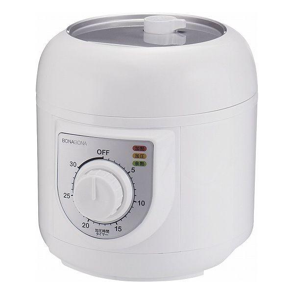 シー・シー・ピー 電気圧力鍋 BD-PC72(代引不可)【S1】