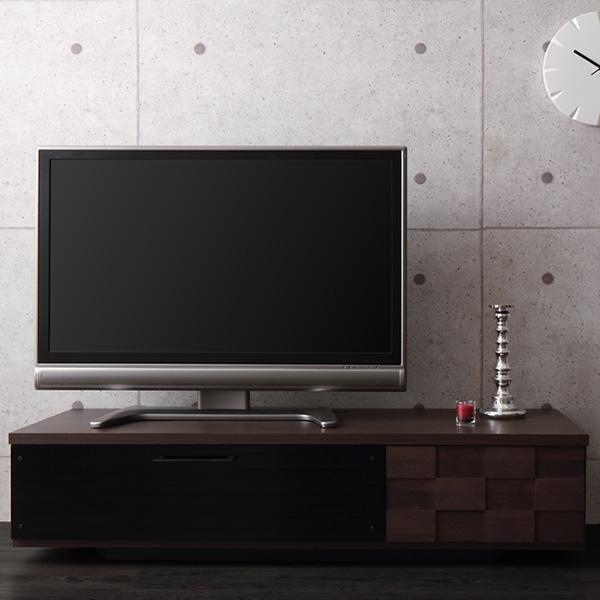 【COLK/コルク】 テレビ台 幅130cm 国産 完成品 テレビボード TV台 TVボード ローボード おしゃれ 日本製 (代引不可)【送料無料】