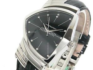 HAMILTON ハミルトン VENTURA ベンチュラ 腕時計 時計 H24411732H2【送料無料】