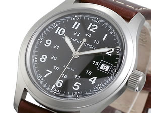 HAMILTON ハミルトン KHAKI カーキ 腕時計 H68411533【送料無料】