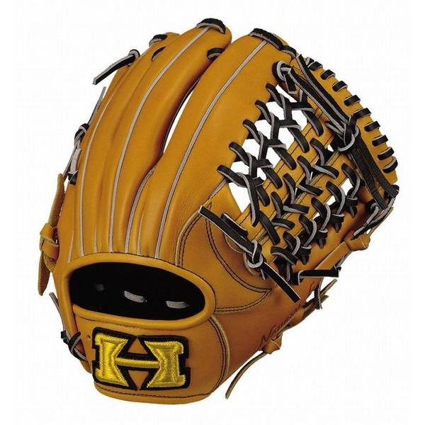 ハイゴールド Hi-Gold OKG-6025 己極 三塁手 オールラウンド 軟式 グラブ ナチュラル 野球 グローブ 右投げ 野球用品【送料無料】