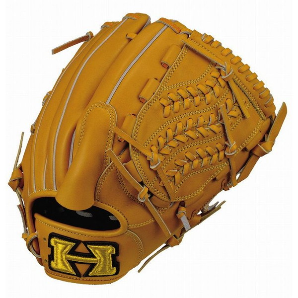 ハイゴールド Hi-Gold OKG-6021 己極 軟式 投手用 グラブ ナチュラル 野球 グローブ ベースボール 右投げ 左投げ 野球用品【送料無料】