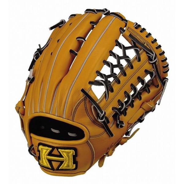 ハイゴールド Hi-Gold OKG-6028 己極 外野手 軟式 グラブ ナチュラル 野球 グローブ ベースボール 右投げ 左投げ 野球用品【送料無料】