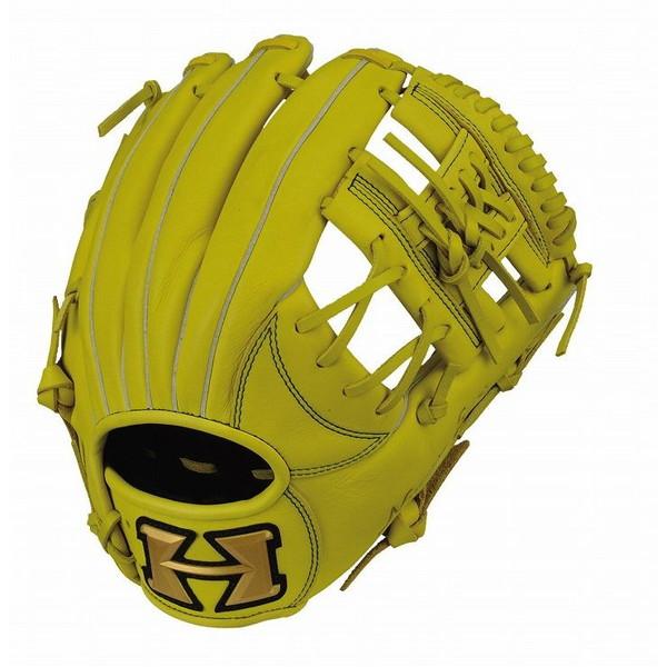 ハイゴールド Hi-Gold RKG-1822 ルーキーズ 少年軟式 グラブ 内野手 少年用 Nイエロー 野球 グローブ 右投げ 左投げ 野球用品【送料無料】