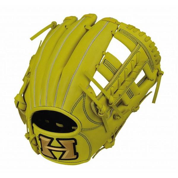 ハイゴールド Hi-Gold RKG-1826 ルーキーズ 少年軟式 グラブ Nイエロー 内野手 少年用 野球 グローブ 右投げ 左投げ 野球用品【送料無料】