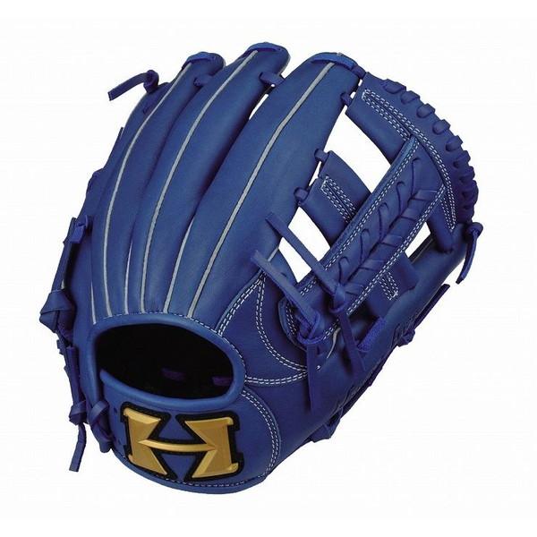 ハイゴールド Hi-Gold RKG-1828 ルーキーズ 少年軟式 グラブ 内野手 少年用 ブルー 野球 グローブ 右投げ 左投げ 野球用品【送料無料】