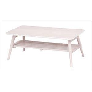 折れ脚テーブル MT-6921WS (代引き不可)【送料無料】