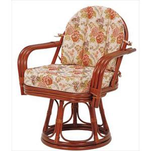 回転座椅子 RZ-934 (代引き不可)【送料無料】