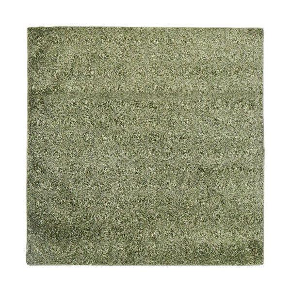 タフトラグ デタント(折り畳み) 約185×185cm GN(代引不可)【送料無料】
