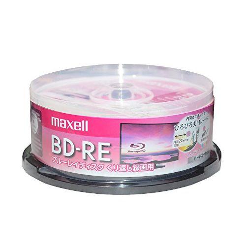 日立マクセル 録画用BD-RE BEV25WPE.25SP【ポイント10倍】