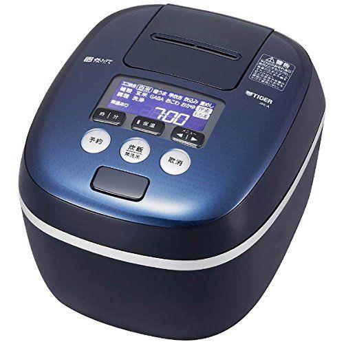 タイガー 圧力IH炊飯器 5.5合 JPC-A101KA ブルーブラック【送料無料】