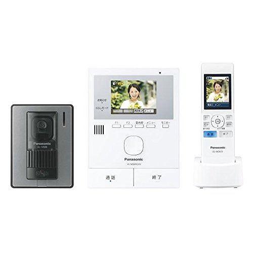 パナソニック テレビドアホン VL-SWD220K