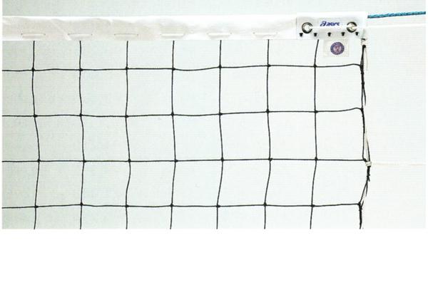 アシックス バレーボールネット 女子9人制バレーボールネット検定A級 22260K