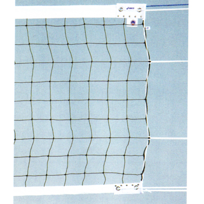 アシックス バレーボールネット 6人制バレーボールネット検定AA級 28121K