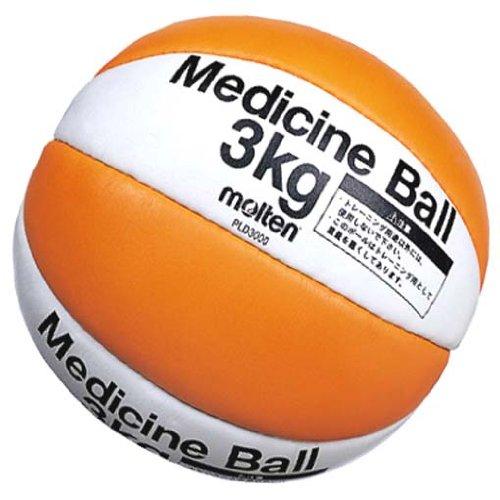 モルテン molten メディシンボール(Medicine Ball) 3KG PLD3000【inte_D1806】