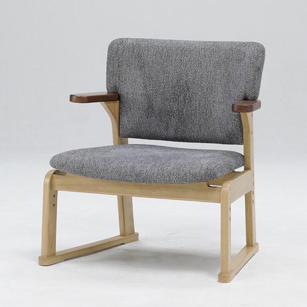 高座椅子 ウレタン リクライニング 敬老の日 父の日 母の日 プレゼント ギフト おしゃれ 和 椅子 いす パーソナルチェア(代引不可)【送料無料】【S1】