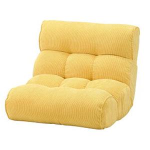 ソファ座椅子 ピグレット2ndコーディロイ 座椅子 ソファ リクライニングチェア フロアチェア 超多段階 1P 一人掛け(代引不可)