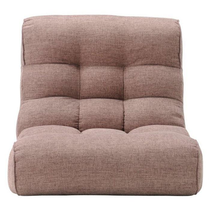 ピグレットビッグ2ndベーシック 座椅子 ソファ リクライニングチェア フロアチェア 超多段階 1P 一人掛け(代引不可)【送料無料】【S1】