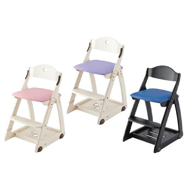 イトーキ 学習椅子 学習チェア 木製チェア キッズチェア 木製チェア ソフトレザー KM56-82PK KM56-82PP KM56-8BLMB KM46-9L(代引不可)【送料無料】