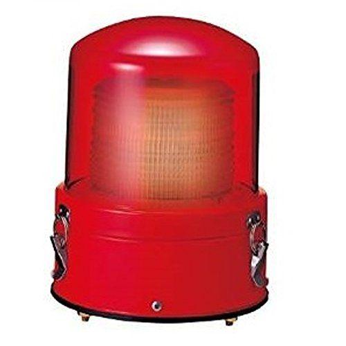 パトライト 大型LEDフラッシュ表示灯赤 XME-M2-R