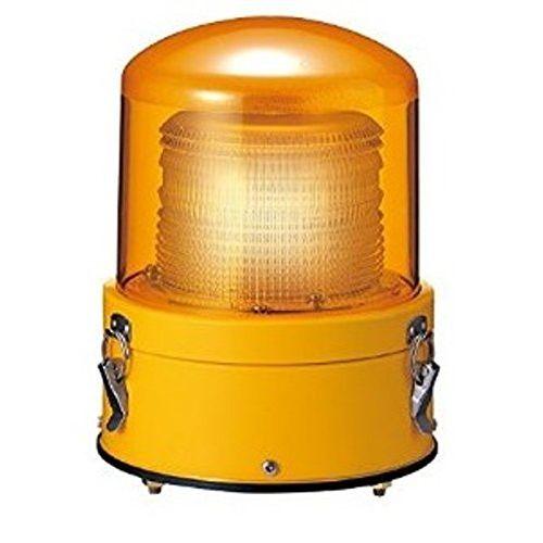 パトライト 大型LEDフラッシュ表示灯黄 XME-M2-Y