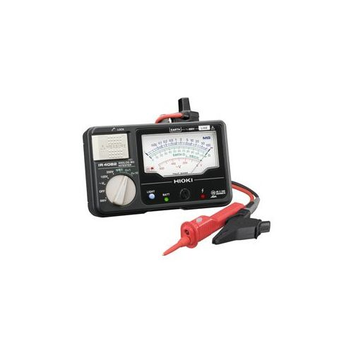 日置電機 アナログ絶縁抵抗計 IR4082-11