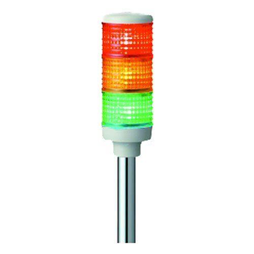 デジタルアロー 積層式LED表示灯赤黄緑 LEUT-24-3(RYG)