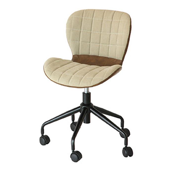 イス 椅子 北欧 昇降 パソコンチェア オフィスチェア 肘(代引不可)【送料無料】