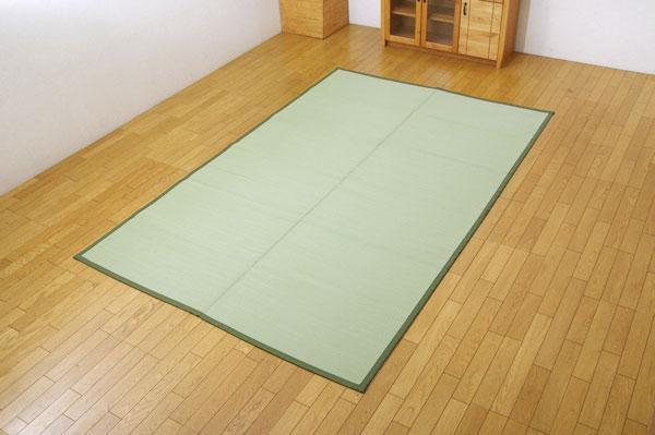洗える PPカーペット 『五木』 江戸間8畳(約348×352cm)(代引不可)【送料無料】