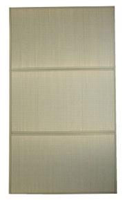 日本製 寝具 マットレス い草 折りたたみ マットレス 『い草マットレス』 セミダブル120×210(代引不可)【送料無料】